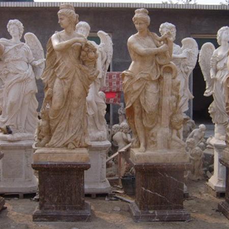 【人物雕塑1091】西方人物石雕像多少钱