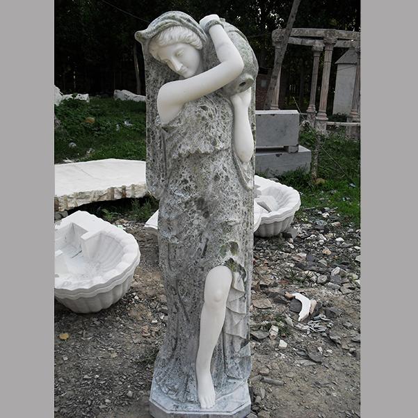 【人物雕塑1094】西方人物石雕像批发