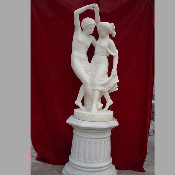 【人物雕塑1096】西方人物石雕像公司