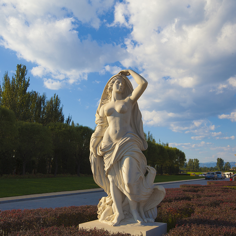 【人物雕塑1117】西方人物石雕像厂