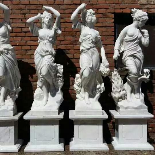 【人物雕塑1121】西方人物石雕像厂家