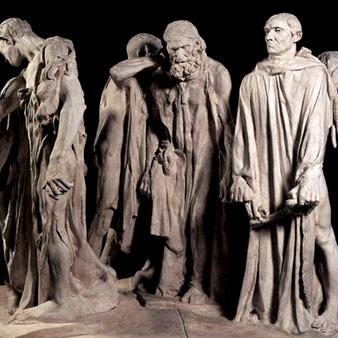 【人物雕塑1128】西方人物石雕像价格