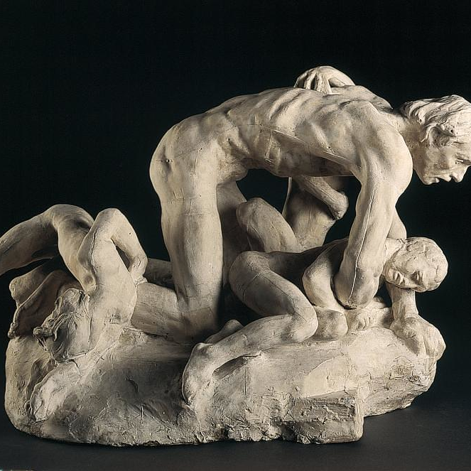 【人物雕塑1132】西方人物石雕像批发