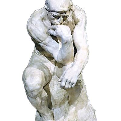 【人物雕塑1134】西方人物石雕像公司