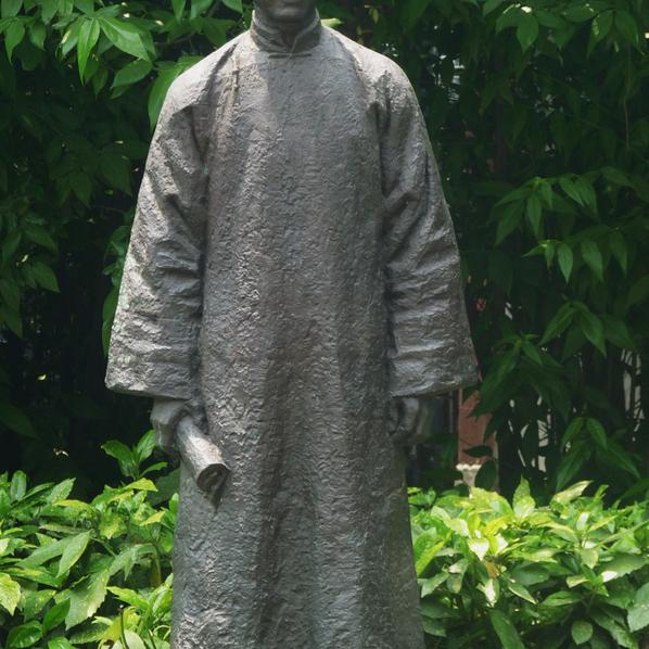 【人物雕塑1182】名人伟人石雕像公司