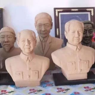 【人物雕塑1384】现代名人石雕胸像批发
