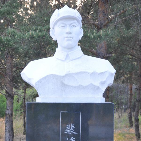 【人物雕塑1396】现代名人石雕胸像批发