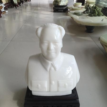 【人物雕塑1485】毛主席石雕胸像哪家好