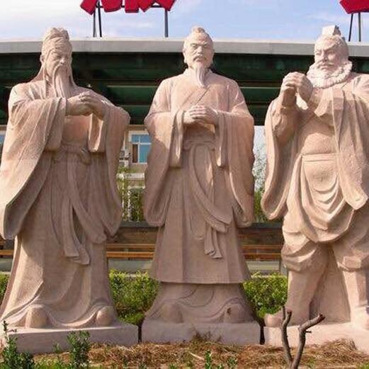 【人物雕塑1680】石雕关公像价格