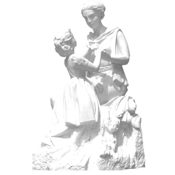 【人物雕塑1720】现代人物石雕像批发