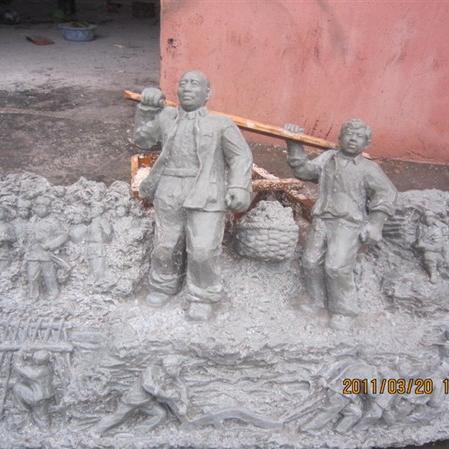【人物雕塑1724】现代人物石雕像定做