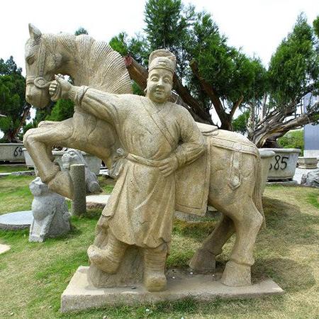 【人物雕塑1741】小品人物石雕像多少钱
