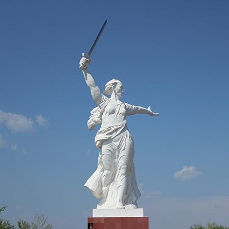【人物雕塑1755】大型石雕人物厂