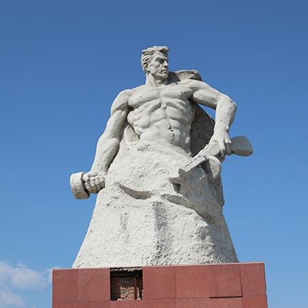 【人物雕塑1756】大型石雕人物批发
