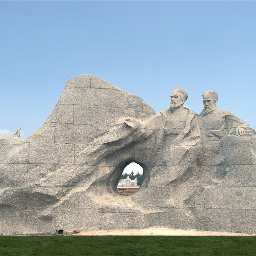 【石雕人物系列1774】大型石雕人物供应