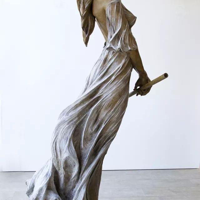 【人物雕塑1790】石雕人物雕刻厂
