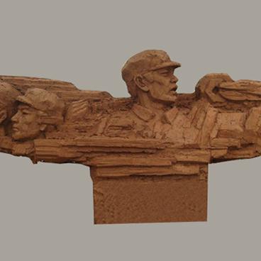 【人物雕塑1793】石雕人物定制