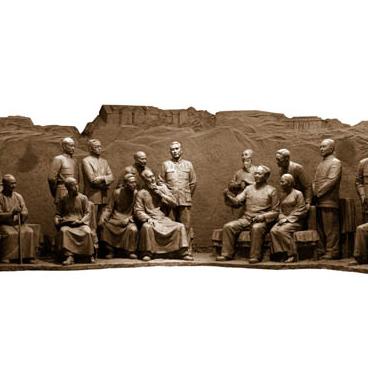 【人物雕塑1794】石雕人物公司