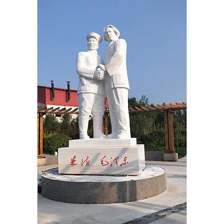 【人物雕塑2036】现代人物单体石雕像公司