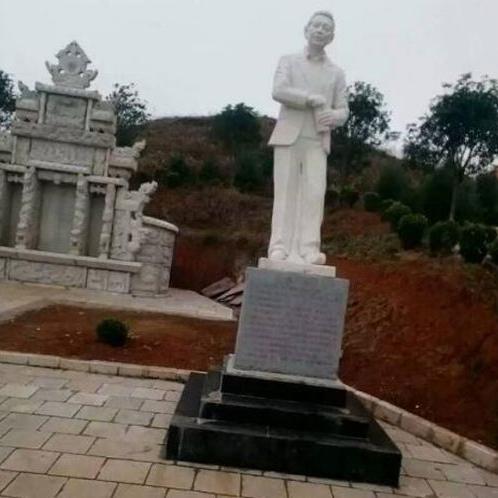 【人物雕塑2043】现代人物单体石雕像多少钱