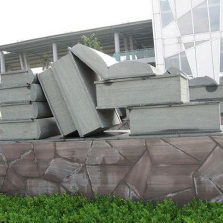 【校园石雕091】书本石雕供应
