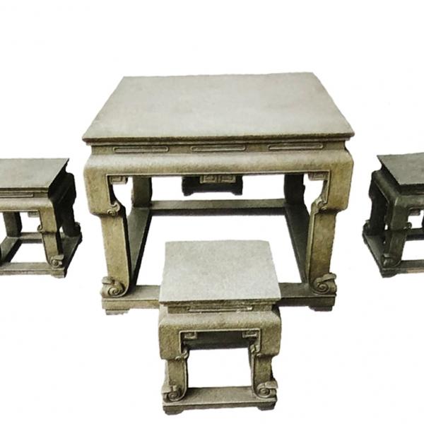 【园林景观204】石雕桌椅板凳公司