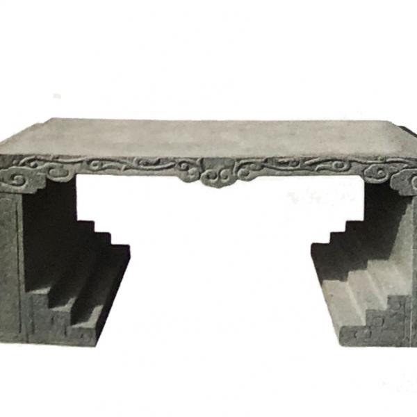 【园林景观211】石雕桌椅板凳厂