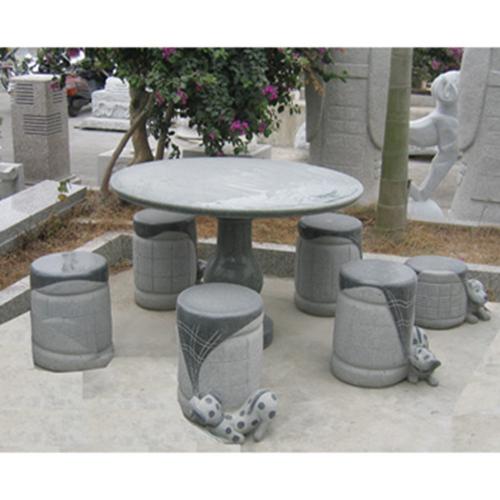 【园林景观216】石雕桌椅板凳公司
