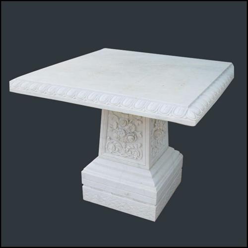 【园林景观217】石雕桌椅板凳哪家好