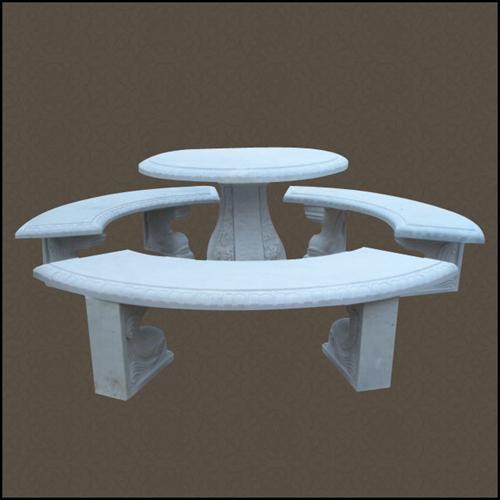 【园林景观220】石雕桌椅板凳公司