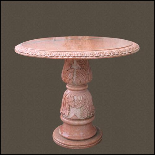 【园林景观223】石雕桌椅板凳厂