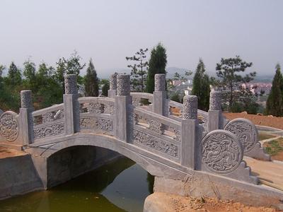 【园林景观082】石桥定做