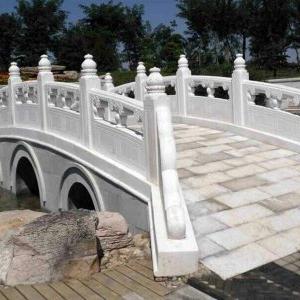 【园林景观140】汉白玉石桥公司