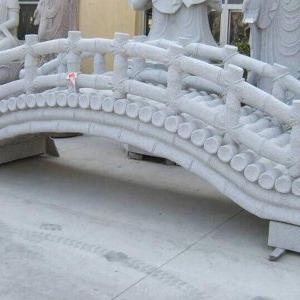 【园林景观141】汉白玉石桥报价