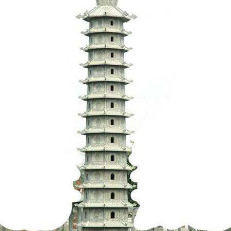 【石雕建筑系列038】石塔批发