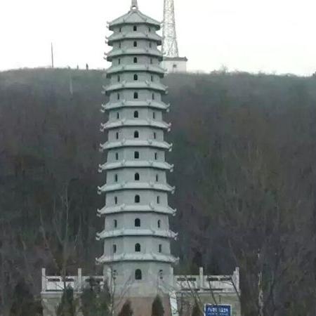 【石雕建筑系列073】石塔厂