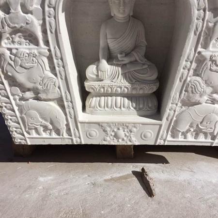 【石雕建筑系列148】舍利塔公司