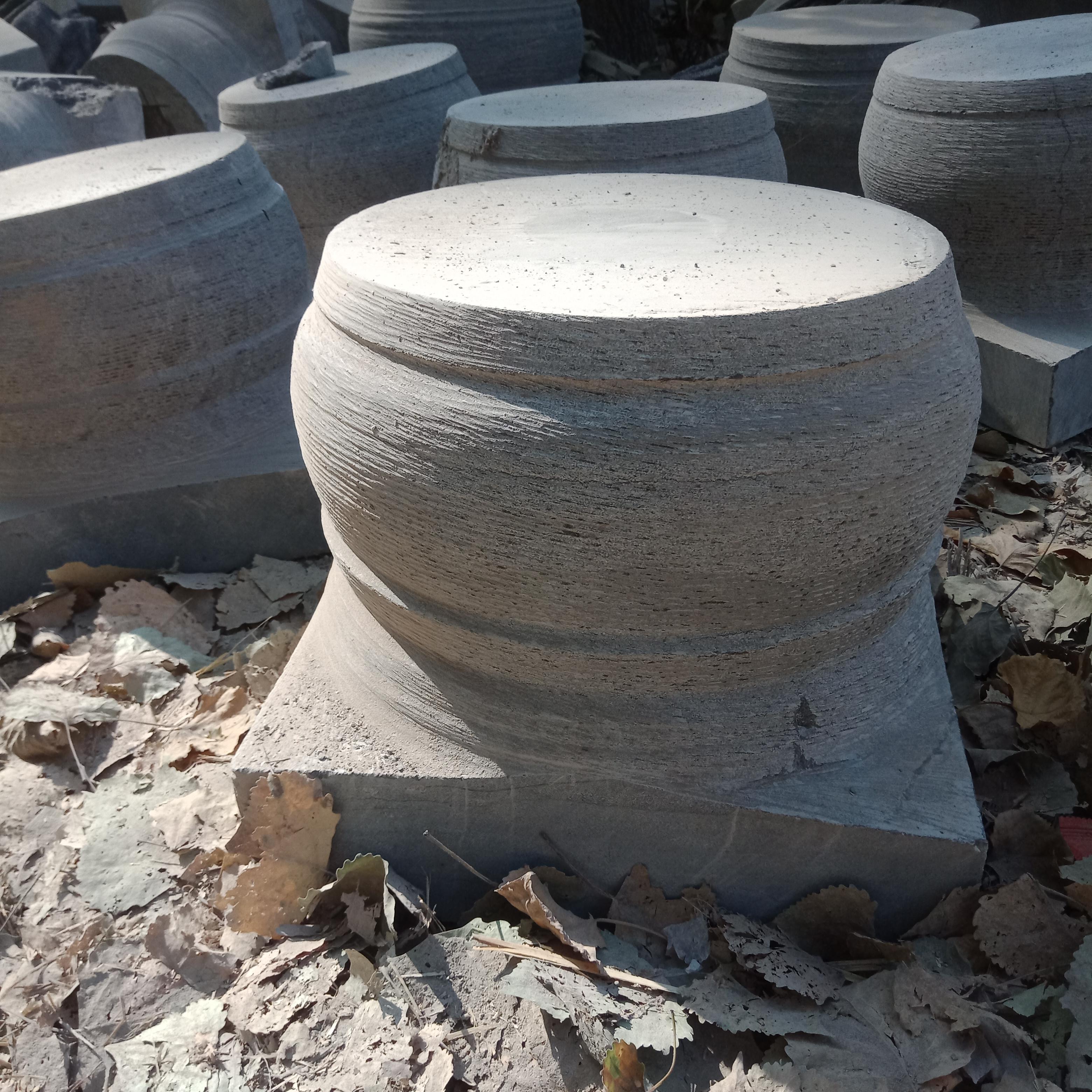 【石雕柱礅系列004】柱礅多少钱