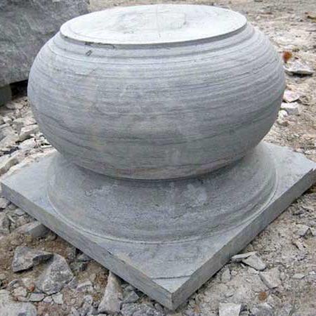 【石雕柱礅系列034】柱礅厂家