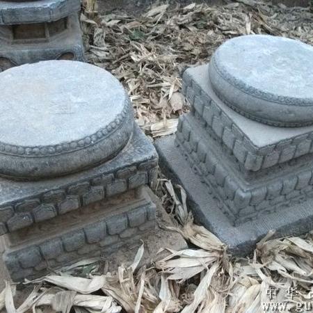 【石雕柱礅系列044】柱礅定制