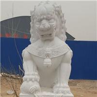 017中式汉白玉石雕狮子汉白玉石雕狮子多少钱汉白玉石雕狮子厂汉白玉狮子报价汉白玉石狮子价格