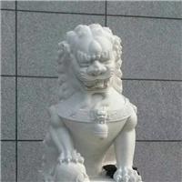 019中式汉白玉石雕狮子汉白玉石雕狮子多少钱汉白玉石雕狮子厂汉白玉狮子报价汉白玉石狮子价格