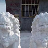 020中式汉白玉石雕狮子汉白玉石雕狮子多少钱汉白玉石雕狮子厂汉白玉狮子报价汉白玉石狮子价格