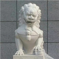 021中式汉白玉石雕狮子汉白玉石雕狮子多少钱汉白玉石雕狮子厂汉白玉狮子报价汉白玉石狮子价格