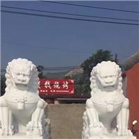 023中式汉白玉石雕狮子汉白玉石雕狮子多少钱汉白玉石雕狮子厂汉白玉狮子报价汉白玉石狮子价格