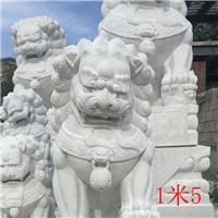 029中式汉白玉石雕狮子汉白玉石雕狮子多少钱汉白玉石雕狮子厂汉白玉狮子报价汉白玉石狮子价格