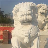 033中式汉白玉石雕狮子汉白玉石雕狮子多少钱汉白玉石雕狮子厂汉白玉狮子报价汉白玉石狮子价格