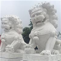034中式汉白玉石雕狮子汉白玉石雕狮子多少钱汉白玉石雕狮子厂汉白玉狮子报价汉白玉石狮子价格
