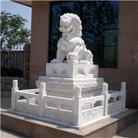 041中式汉白玉石雕狮子汉白玉石雕狮子多少钱汉白玉石雕狮子厂汉白玉狮子报价汉白玉石狮子价格