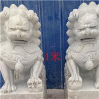 042中式汉白玉石雕狮子汉白玉石雕狮子多少钱汉白玉石雕狮子厂汉白玉狮子报价汉白玉石狮子价格